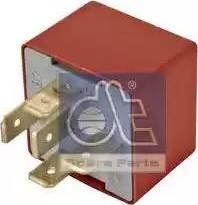 DT Spare Parts 6.81033 - Реле аварийной световой сигнализация autodif.ru