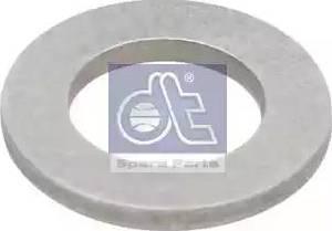 DT Spare Parts 633091 - Уплотнительное кольцо, резьбовая пробка маслосливн. отверст. autodif.ru