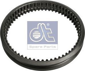 DT Spare Parts 1.14265 - Эластичная муфта сцепления autodif.ru