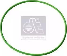 DT Spare Parts 110007 - Уплотнительное кольцо, гильза цилиндра autodif.ru