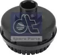 DT Spare Parts 1.18362 - Глушитель шума, пневматическая система autodif.ru