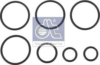 DT Spare Parts 131670 - Ремкомплект, гидравлический агрегат autodif.ru