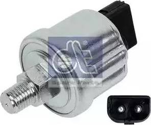 DT Spare Parts 121146 - Датчик, пневматическая система autodif.ru