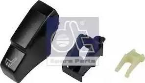 DT Spare Parts 122929 - Блок управления, регулирование положения сиденья autodif.ru