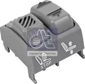 DT Spare Parts 122379 - Регулировочный элемент, регулировка сидения autodif.ru