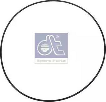 DT Spare Parts 1.27407 - Прокладка, гильза цилиндра autodif.ru