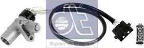 DT Spare Parts 369102 - Замок вала рулевого колеса autodif.ru