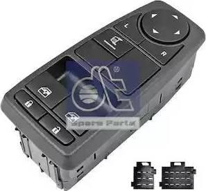 DT Spare Parts 337083 - Комбинированный инструмент autodif.ru