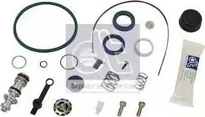 DT Spare Parts 2.93010 - Ремкомплект, усилитель привода сцепления autodif.ru