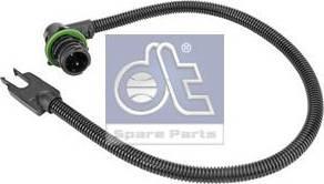 DT Spare Parts 214905 - Отопление, топливозаправочная система (впрыск карбамида) autodif.ru