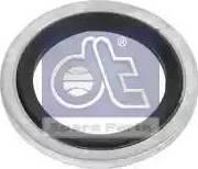 DT Spare Parts 2.10221 - Прокладка, труба выхлопного газа autodif.ru