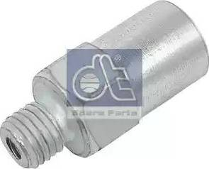 DT Spare Parts 2.12245 - Клапан, топливный насос autodif.ru