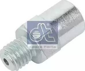DT Spare Parts 2.12246 - Клапан, топливный насос autodif.ru