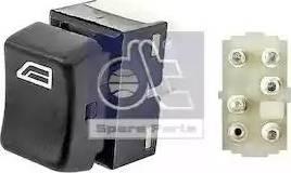 DT Spare Parts 225309 - Выключатель, стеклолодъемник autodif.ru