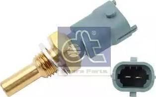 DT Spare Parts 2.27142 - Датчик, температура охлаждающей жидкости autodif.ru
