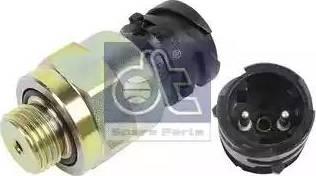 DT Spare Parts 2.27156 - Датчик, пневматическая система autodif.ru