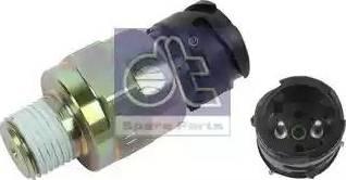 DT Spare Parts 227139 - Датчик, пневматическая система autodif.ru