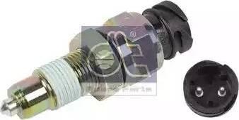DT Spare Parts 2.27171 - Выключатель, блокировка диффе autodif.ru