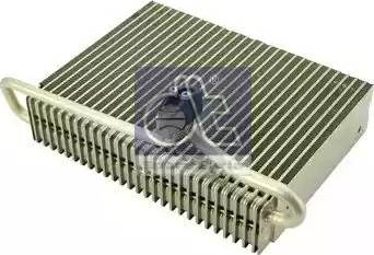 DT Spare Parts 276046 - Испаритель, кондиционер autodif.ru