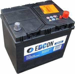 Edcon DC60510R - Стартерная аккумуляторная батарея autodif.ru
