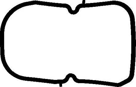 Elring 921386 - Прокладка, масляный поддон автоматической коробки передач autodif.ru