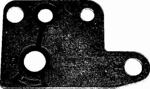 Elring 251080 - Прокладка, вакуумный насос autodif.ru