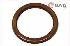 Elwis Royal 5215445 - Уплотнительное кольцо, резьбовая пробка маслосливн. отверст. autodif.ru