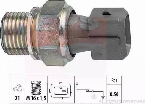 EPS 1.800.116 - Датчик давления масла autodif.ru