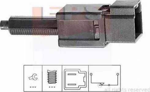 EPS 1.810.165 - Выключатель, привод сцепления (Tempomat) autodif.ru