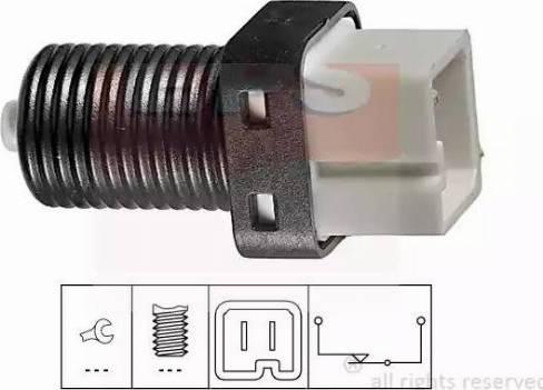 EPS 1.810.217 - Выключатель, привод сцепления (Tempomat) autodif.ru