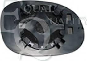 Equal Quality RS00133 - Зеркальное стекло, наружное зеркало autodif.ru