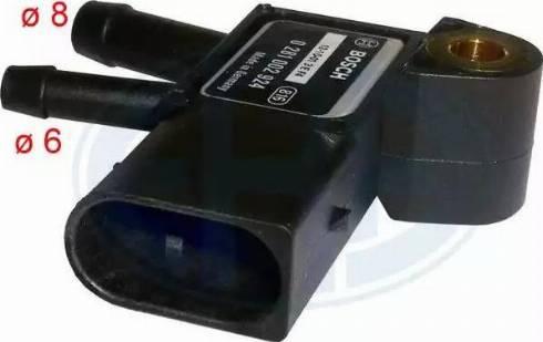 ERA 550627 - Датчик, давление выхлопных газов autodif.ru