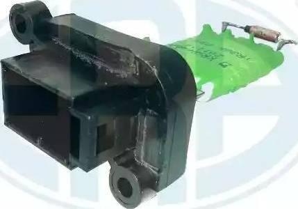 ERA 665046 - Сопротивление, вентилятор салона autodif.ru