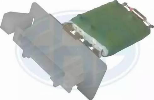 ERA 665052 - Сопротивление, вентилятор салона autodif.ru