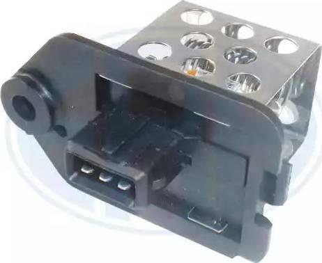 ERA 665069 - Дополнительный резистор, электромотор - вентилятор радиатора autodif.ru