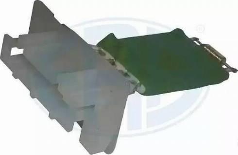 ERA 665019 - Сопротивление, вентилятор салона autodif.ru