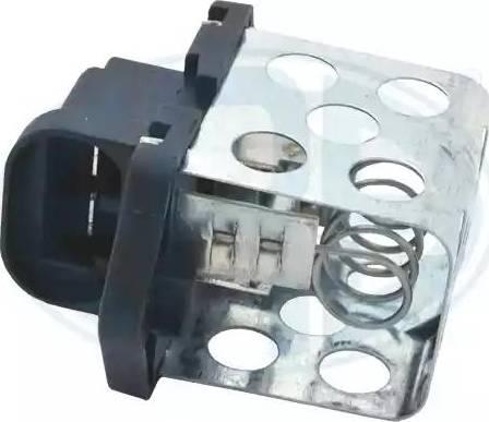 ERA 665072 - Дополнительный резистор, электромотор - вентилятор радиатора autodif.ru