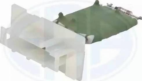 ERA 665119 - Сопротивление, вентилятор салона autodif.ru