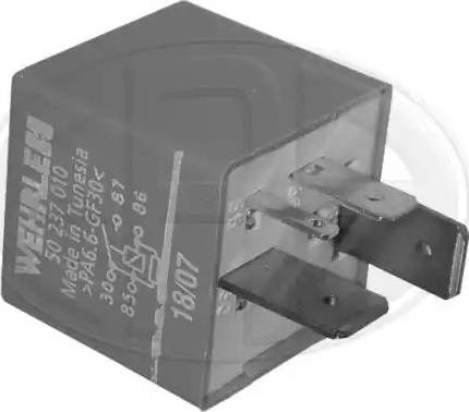 ERA 661132 - Блок управления, время накаливания autodif.ru