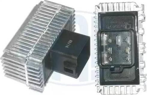 ERA 661281 - Блок управления, время накаливания autodif.ru