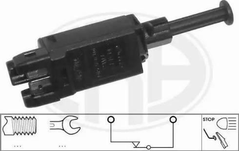 ERA 330440 - Выключатель фонаря сигнала торможения autodif.ru