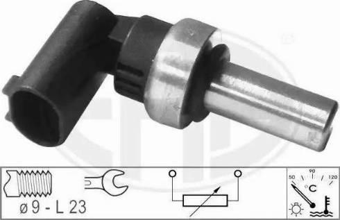 ERA 330647 - Датчик, температура охлаждающей жидкости autodif.ru