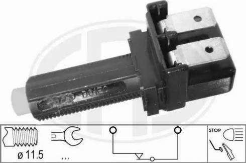 ERA 330042 - Выключатель фонаря сигнала торможения autodif.ru
