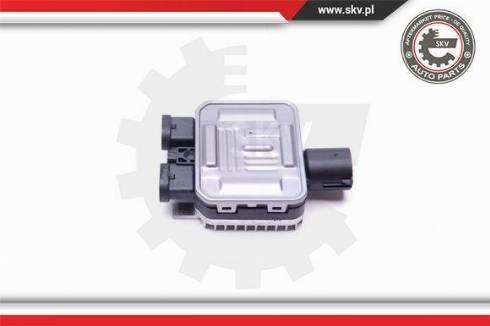 Esen SKV 94SKV804 - Дополнительный резистор, вентилятор кондиционера autodif.ru