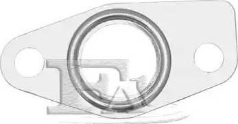 FA1 780914 - Прокладка, труба выхлопного газа autodif.ru