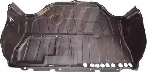 Fast FT99005 - Кожух двигателя autodif.ru