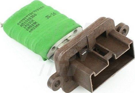 Fast FT59110 - Блок управления, отопление / вентиляция autodif.ru