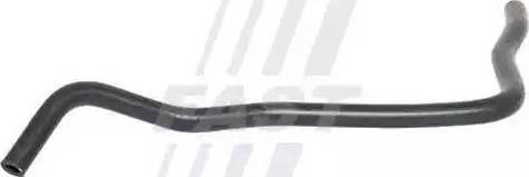 Fast FT61055 - Шланг радиатора autodif.ru