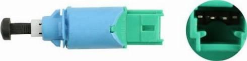 Fast FT81036 - Выключатель, привод сцепления (Tempomat) autodif.ru