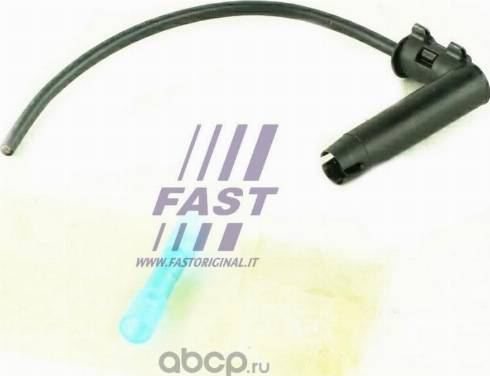 Fast FT76115 - Комплект проводов, система подогрева двигателя autodif.ru